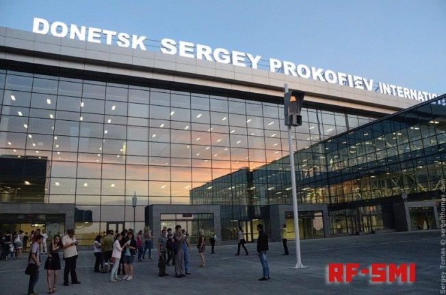 СМИ сообщили о прекращении боев в районе аэропорта Донецка