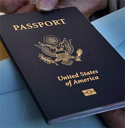 Массовое бегство американцев из США