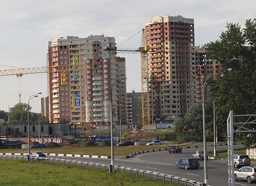 Спрос на квартиры в Киеве стремительно сокращается