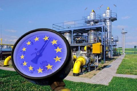 Цена на газ в Европе превысила рекордные $840 за 1 тыс. куб. м