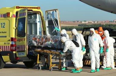 Лихорадка Эбола вплотную приблизилась к Украине.