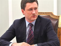 Новак: Украина отказалась оплатить часть долга до поставки газа