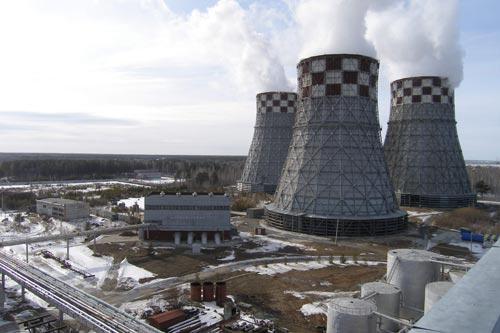 Оренбургские теплоэнергетики реализуют экологическую программу.