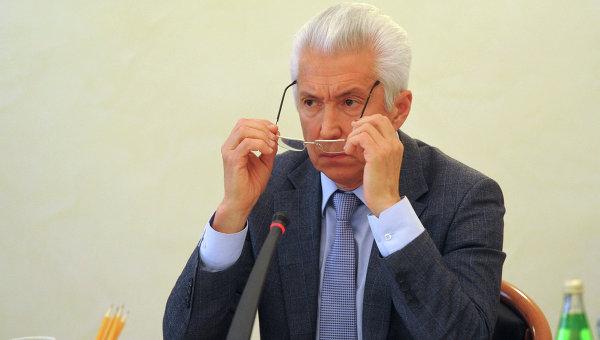 Найдена замена губернатору Тверской области?