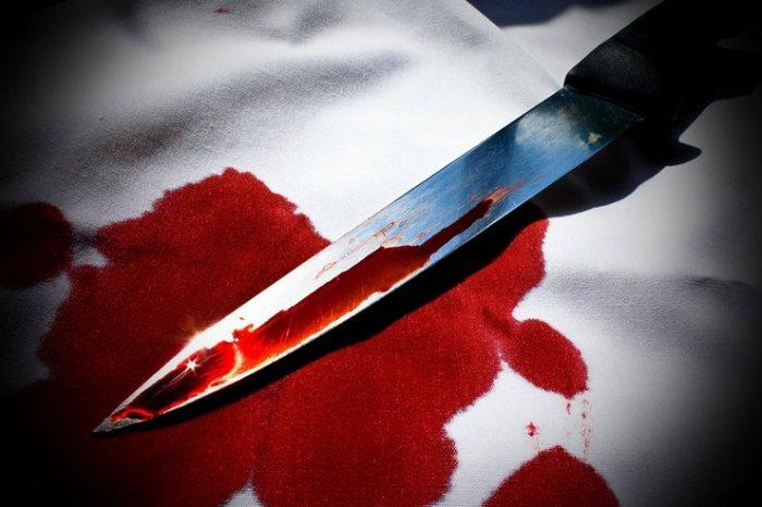 В Оренбурге произошло убийство.