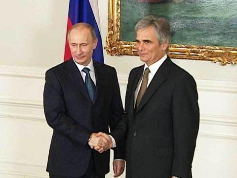 Канцлер Австрии высказался против новых санкций в отношении РФ