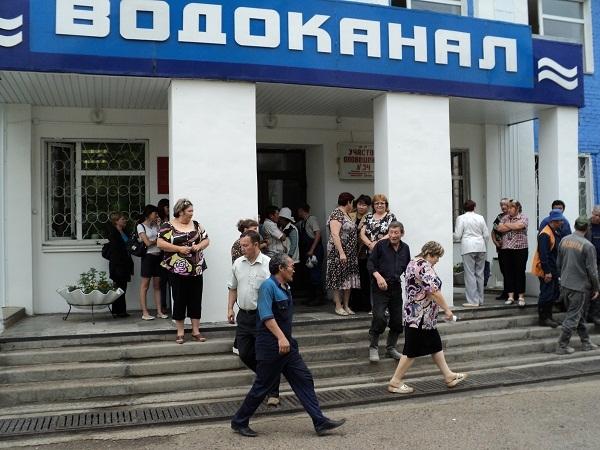 """В Бурятии за невыплату взносов, налогов и зарплат арестовали имущество """"Водоканала"""""""