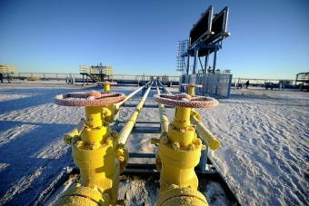 Европейцы рискуют остаться без газа в самые холодные дни зимы