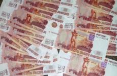 Рубль вышел в плюс на биржевых торгах