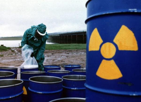 Захоронение радиоактивных отходов приведёт к подводному Чернобылю