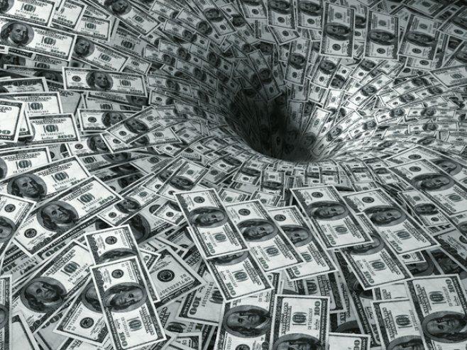 Госдолг США продолжает бить рекорды, превысил $23 трлн