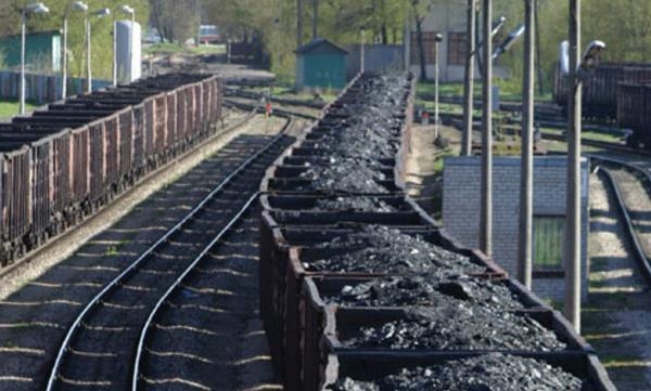 Экспорт российского угля на Украину вырос в три раза