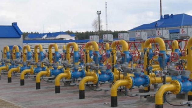 Запасы газа в подземных хранилищах Украины снизились до 15 млрд кубометров