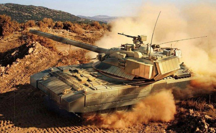 Владимир Путин поручил увеличить производство танков