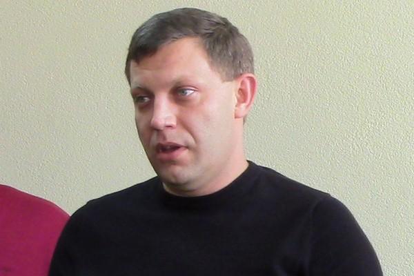 Захарченко: Деньгами пенсионеров ДНР Киев оплачивает российский газ
