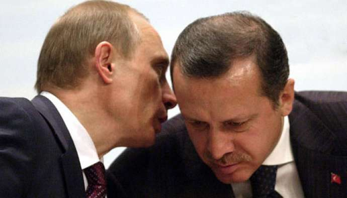 Путин и Эрдоган обсудили безопасность Турции для отдыхающих