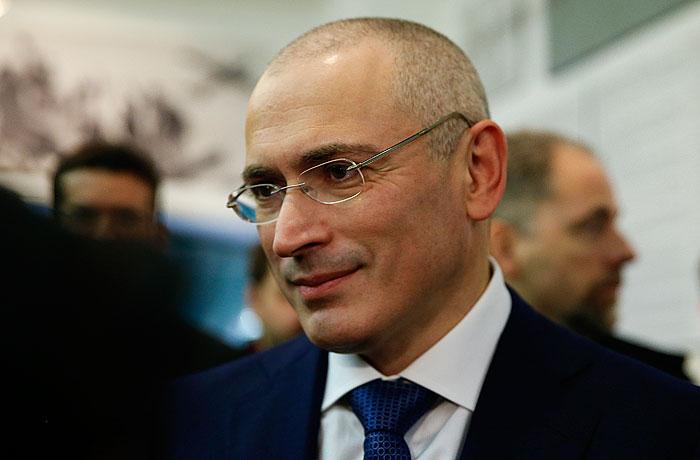 Дыма без огня не бывает: Ходорковский - гей