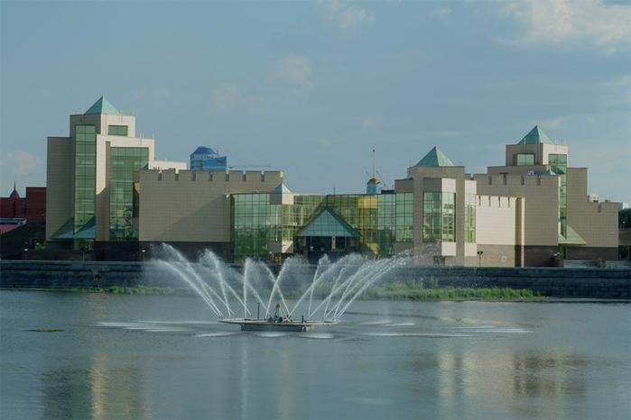 В Магнитогорске в реку Урал сбрасывали загрязненные  сточные воды