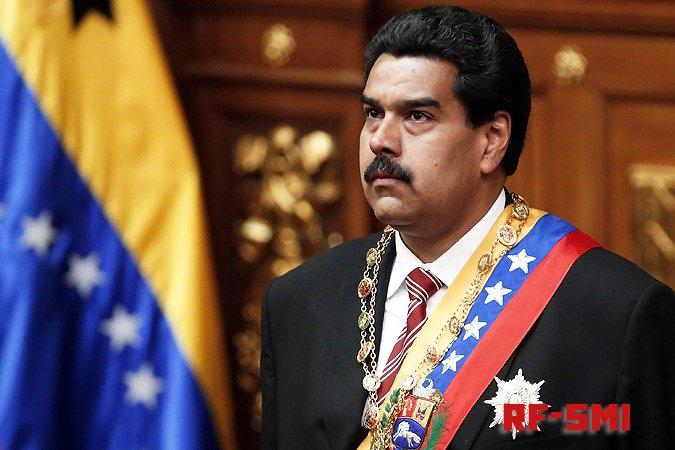 Президент Венесуэлы пригрозил бастующим захватом закрытых заводов