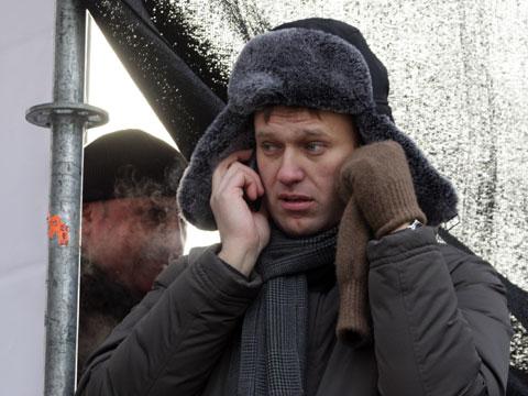 Суд отказался арестовывать А. Навального.