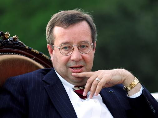 Президент Эстонии отклонил приглашение Москвы приехать на День Победы