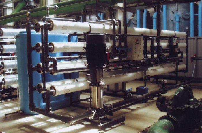 Аксенов: В Крыму запускается пилотный проект по внедрению системы опреснения воды