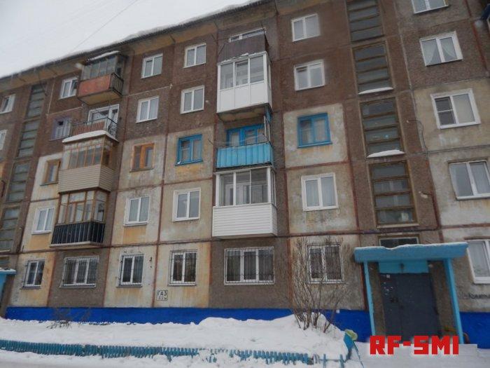 В Омске произошел взрыв газа в жилом доме по ул. Коммунальная