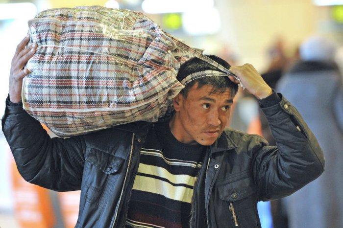 Количество трудовых мигрантов в странах ЕАЭС