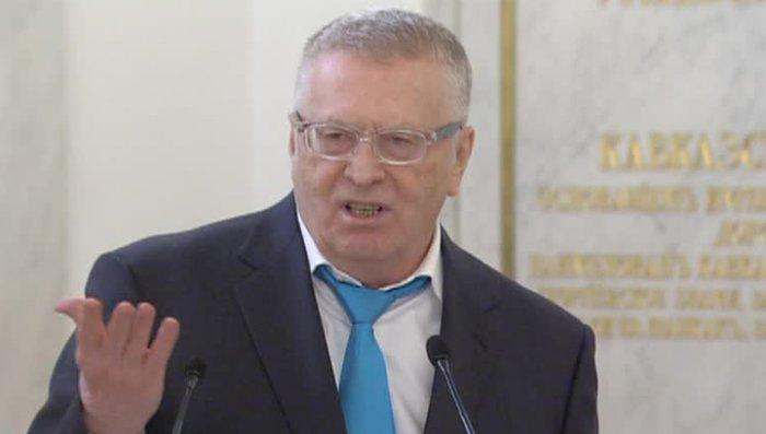 Партия Жириновского предлагает ввести спецназ в Киев