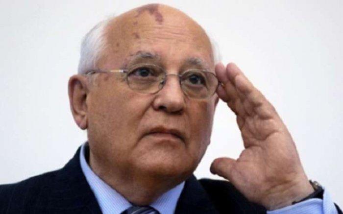 Горбачев одобрил решение Путина о присоединении Крыма