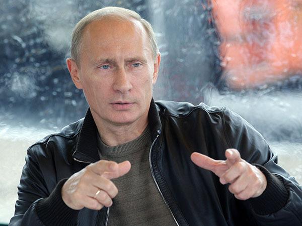 Владимир Путин призвал россиян к консолидации