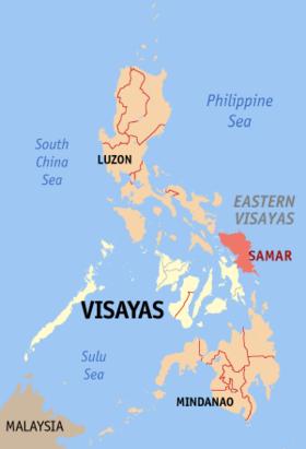 На Филиппинах произошло сильное землетрясение. Толчки до 6 баллов