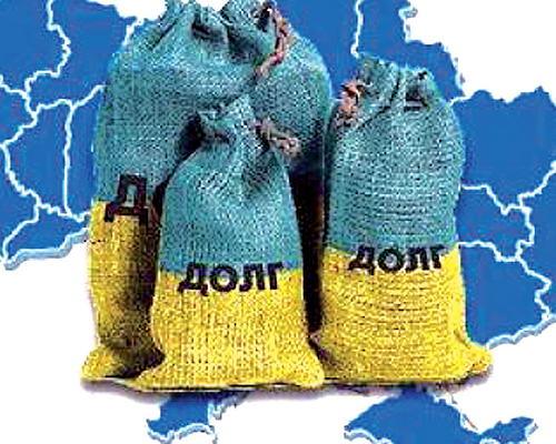 Украина платит МВФ неустойку за не полученные кредиты
