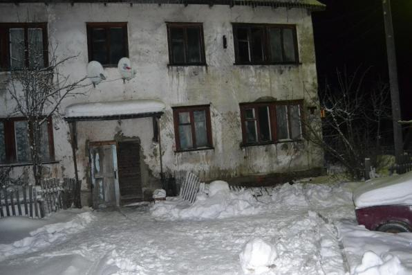 Двое детей погибли на пожаре в Карелии