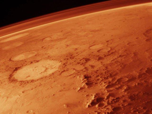 Марсоход NASA смог получить кислород из атмосферы Марса