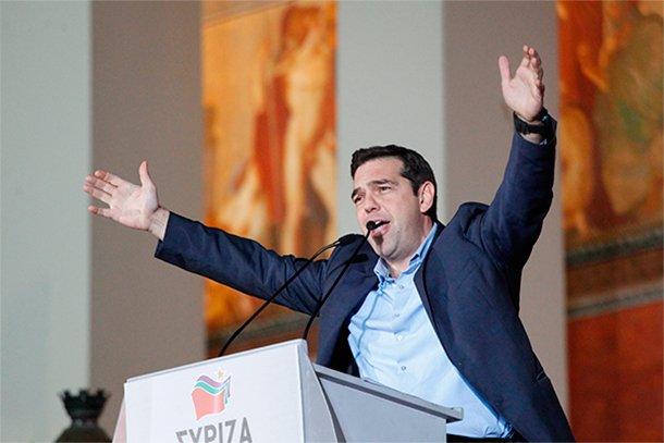 Правительство Ципраса получило вотум доверия парламента Греции