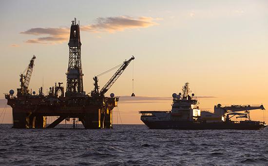 Нефть марки Brent подорожала до 57 долларов за баррель