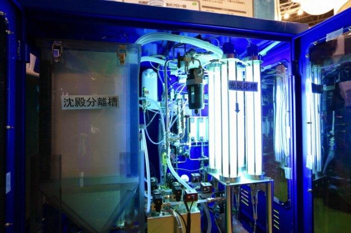Новая технология от Panasonic для очистки воды