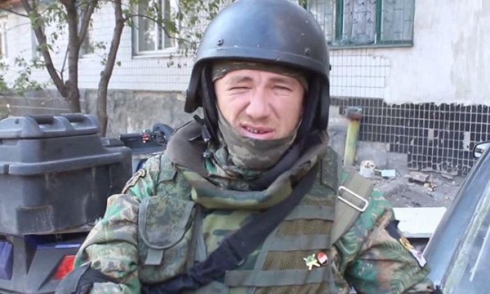 Батальон Моторолы не потерял ни одного бойца при штурме аэропорта