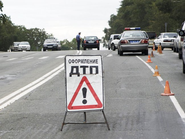 ДТП на Минском шоссе. Погибли три человека