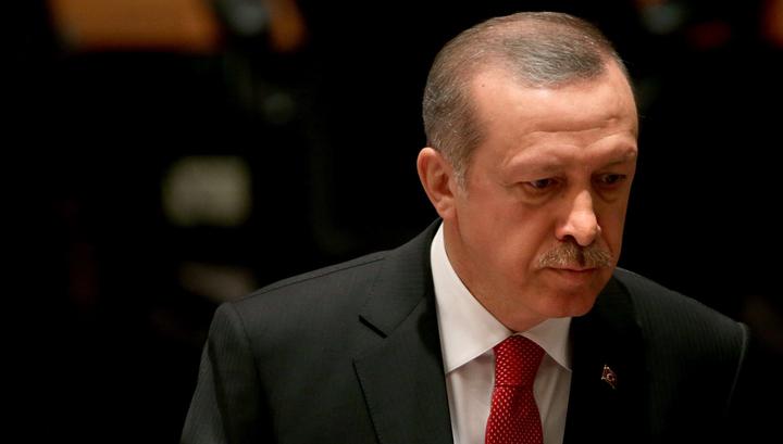 Эрдоган обвинил Дамаск и Москву в ударах по мирным жителям в Идлибе