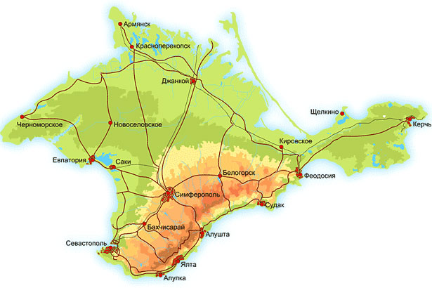 Дорогу, которая позволит сократить путь в Крым, построят на Кубани