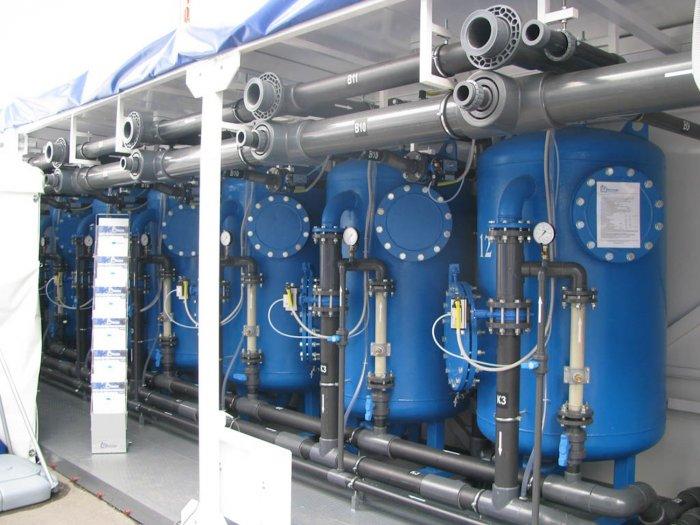 Новую станцию обезжелезивания воды запустили в с.Ленинском ЕАО