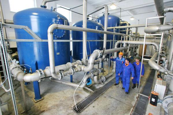Станции очистки воды появятся еще в 18 муниципалитетах Подмосковья