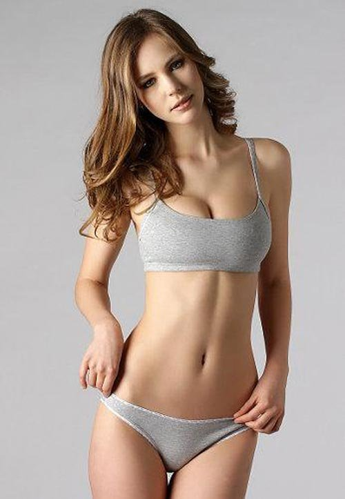 Модели в белье секси фото