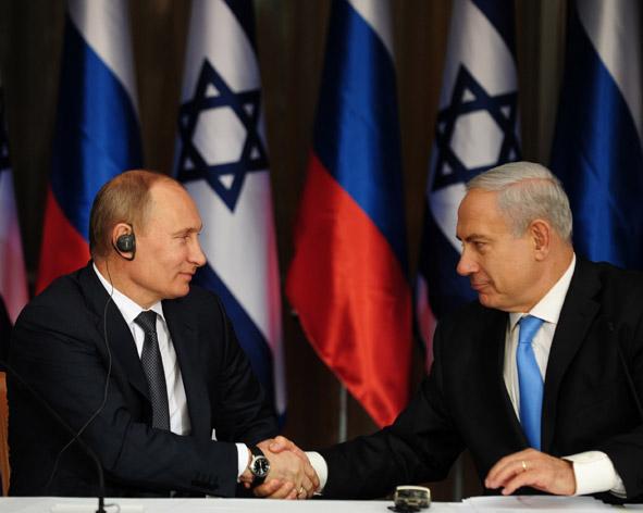 Израильский политолог. Израиль превратился в комнатную собачку Путина