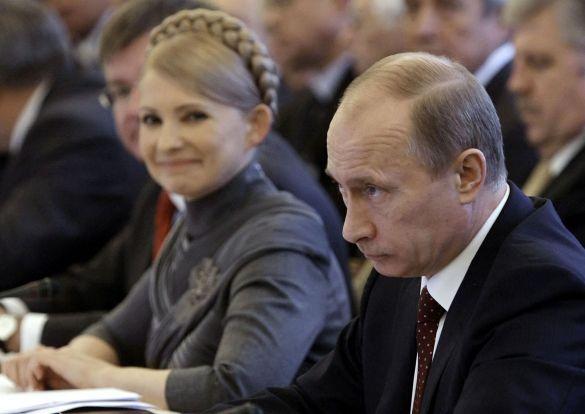 Тимошенко обвинила Порошенко в земельном рейдерстве