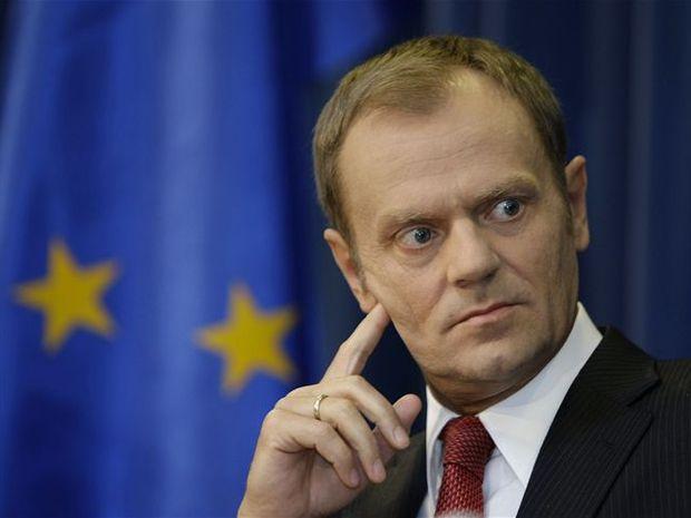 Дональд Туск прервал саммит Евросоюза