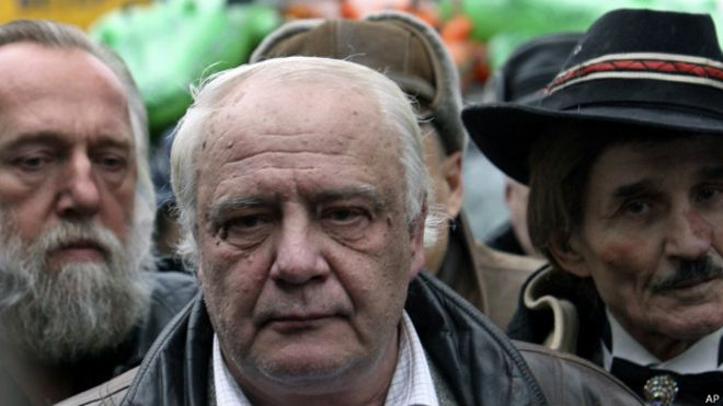 Порнушник и диссидент В. Буковский против прокуратуры Британии...