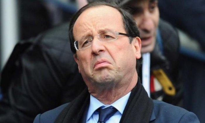 Франсуа Оланд задумался об отмене встречи с Владимиром Путиным.